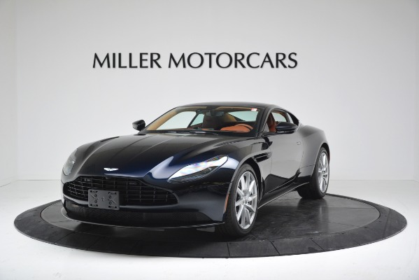 New 2019 Aston Martin DB11 V8 for sale Sold at Bentley Greenwich in Greenwich CT 06830 2