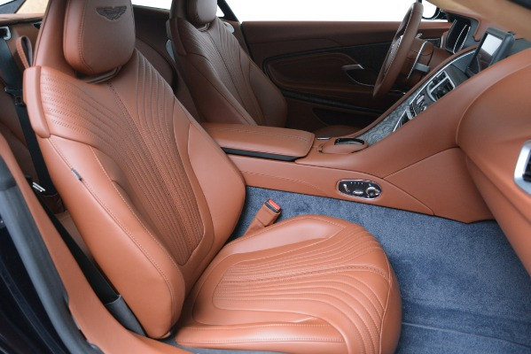 New 2019 Aston Martin DB11 V8 for sale Sold at Bentley Greenwich in Greenwich CT 06830 21
