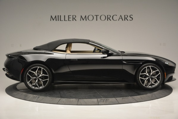 New 2019 Aston Martin DB11 V8 Convertible for sale Sold at Bentley Greenwich in Greenwich CT 06830 16