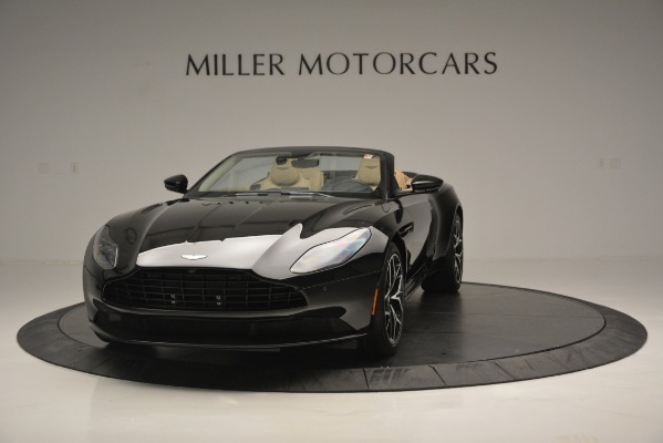 New 2019 Aston Martin DB11 V8 Convertible for sale Sold at Bentley Greenwich in Greenwich CT 06830 2