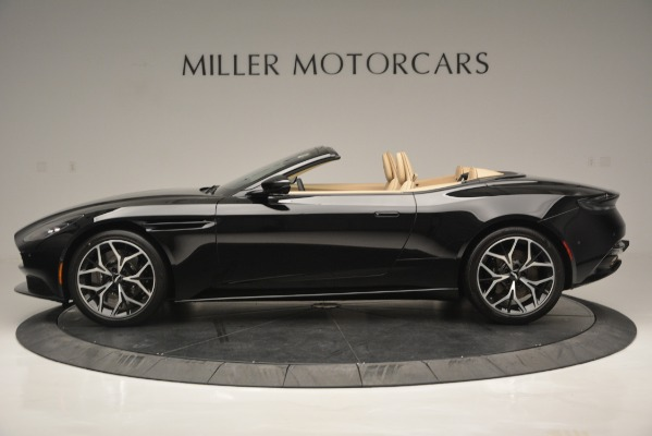 New 2019 Aston Martin DB11 V8 Convertible for sale Sold at Bentley Greenwich in Greenwich CT 06830 3