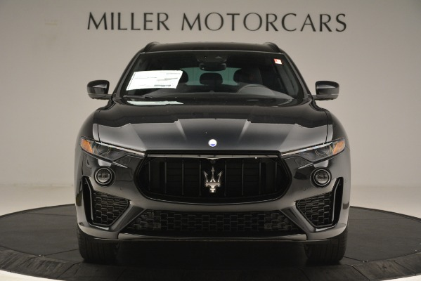 New 2019 Maserati Levante S Q4 GranSport for sale Sold at Bentley Greenwich in Greenwich CT 06830 12