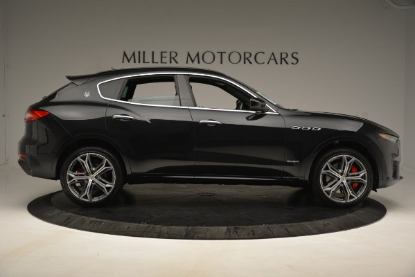 New 2019 Maserati Levante S Q4 GranSport for sale Sold at Bentley Greenwich in Greenwich CT 06830 9