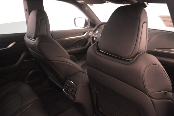 New 2019 Maserati Levante S Q4 GranSport for sale Sold at Bentley Greenwich in Greenwich CT 06830 28