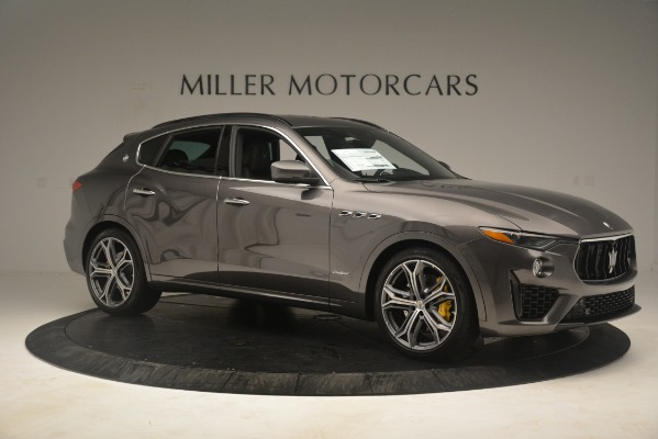 New 2019 Maserati Levante S Q4 GranSport for sale $104,840 at Bentley Greenwich in Greenwich CT 06830 10