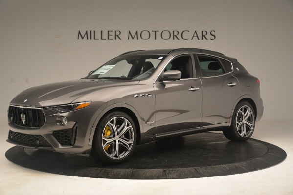 New 2019 Maserati Levante S Q4 GranSport for sale $104,840 at Bentley Greenwich in Greenwich CT 06830 2