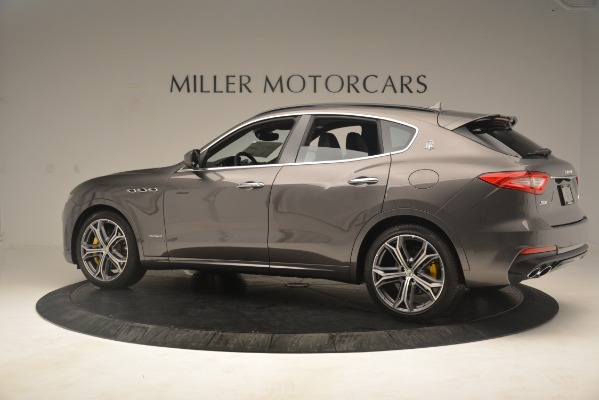 New 2019 Maserati Levante S Q4 GranSport for sale $104,840 at Bentley Greenwich in Greenwich CT 06830 4