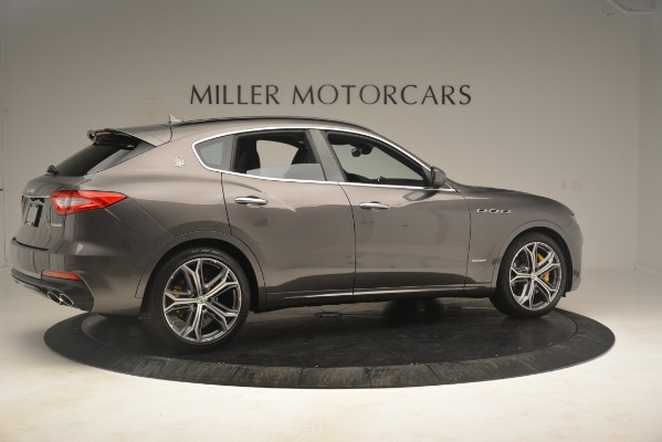 New 2019 Maserati Levante S Q4 GranSport for sale $104,840 at Bentley Greenwich in Greenwich CT 06830 8