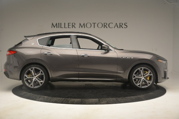 New 2019 Maserati Levante S Q4 GranSport for sale $104,840 at Bentley Greenwich in Greenwich CT 06830 9