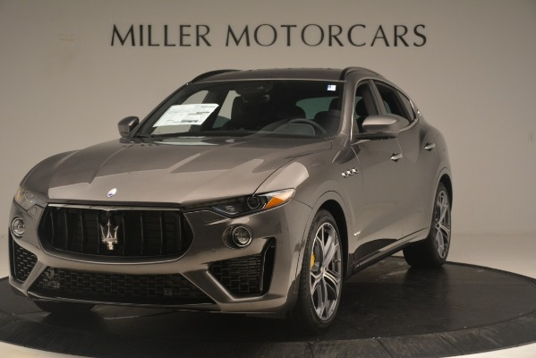 New 2019 Maserati Levante S Q4 GranSport for sale $104,840 at Bentley Greenwich in Greenwich CT 06830 1