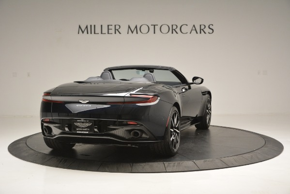 New 2019 Aston Martin DB11 V8 Convertible for sale Sold at Bentley Greenwich in Greenwich CT 06830 7