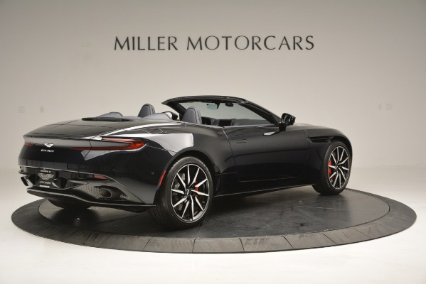 New 2019 Aston Martin DB11 V8 Convertible for sale Sold at Bentley Greenwich in Greenwich CT 06830 8