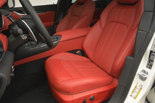 New 2019 Maserati Levante S Q4 GranSport for sale Sold at Bentley Greenwich in Greenwich CT 06830 15