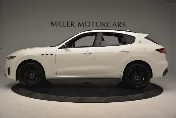 New 2019 Maserati Levante S Q4 GranSport for sale Sold at Bentley Greenwich in Greenwich CT 06830 3