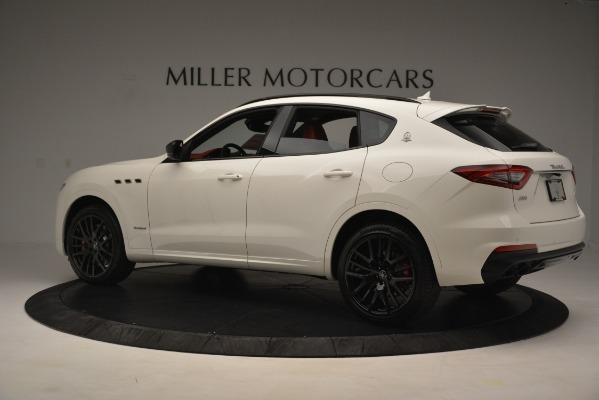 New 2019 Maserati Levante S Q4 GranSport for sale Sold at Bentley Greenwich in Greenwich CT 06830 4