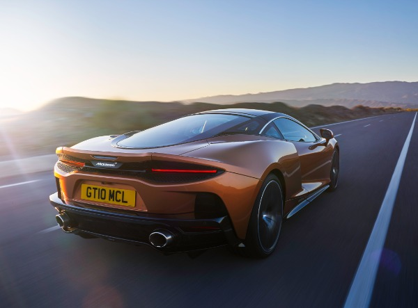 New 2020 McLaren GT Coupe for sale Sold at Bentley Greenwich in Greenwich CT 06830 2