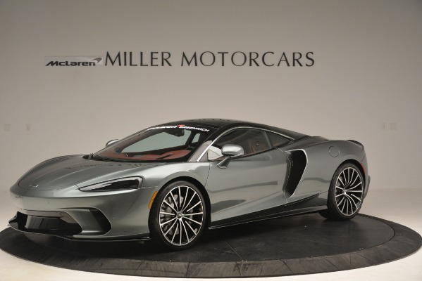 New 2020 McLaren GT Coupe for sale Sold at Bentley Greenwich in Greenwich CT 06830 22
