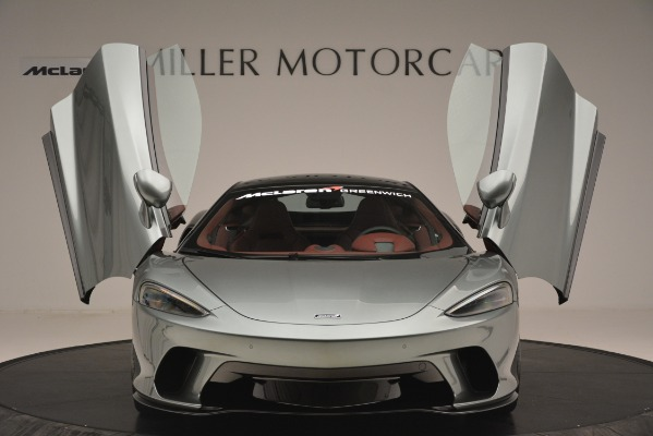 New 2020 McLaren GT Coupe for sale Sold at Bentley Greenwich in Greenwich CT 06830 23