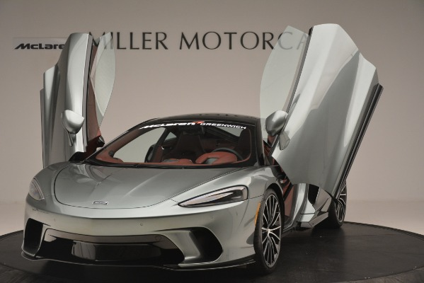 New 2020 McLaren GT Coupe for sale Sold at Bentley Greenwich in Greenwich CT 06830 24