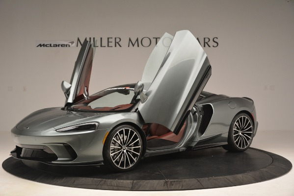 New 2020 McLaren GT Coupe for sale Sold at Bentley Greenwich in Greenwich CT 06830 25