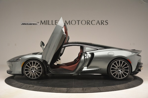 New 2020 McLaren GT Coupe for sale Sold at Bentley Greenwich in Greenwich CT 06830 26