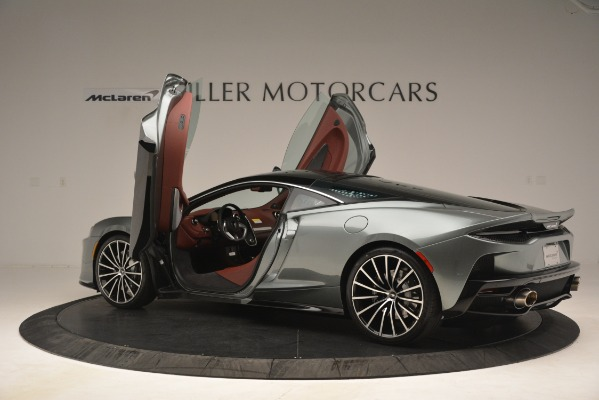 New 2020 McLaren GT Coupe for sale Sold at Bentley Greenwich in Greenwich CT 06830 27