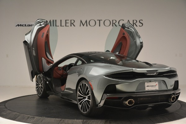 New 2020 McLaren GT Coupe for sale Sold at Bentley Greenwich in Greenwich CT 06830 28