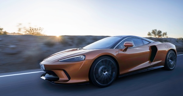 New 2020 McLaren GT Coupe for sale Sold at Bentley Greenwich in Greenwich CT 06830 3