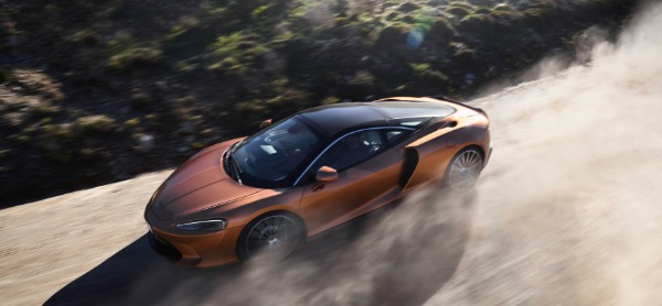 New 2020 McLaren GT Coupe for sale Sold at Bentley Greenwich in Greenwich CT 06830 5
