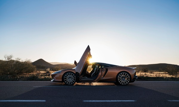 New 2020 McLaren GT Coupe for sale Sold at Bentley Greenwich in Greenwich CT 06830 6