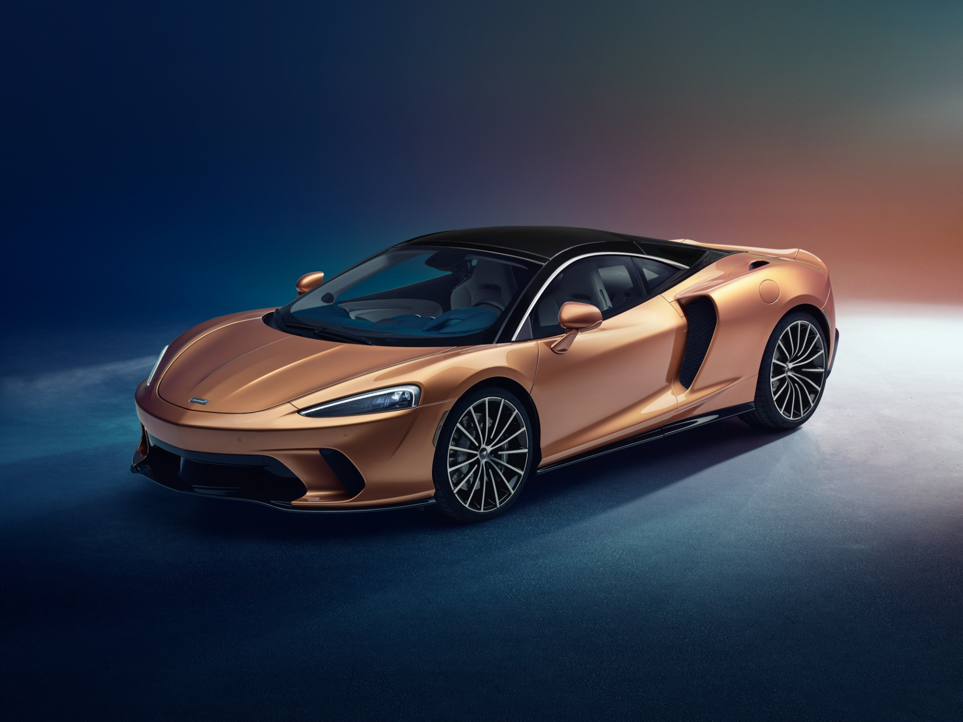 New 2020 McLaren GT Coupe for sale Sold at Bentley Greenwich in Greenwich CT 06830 1