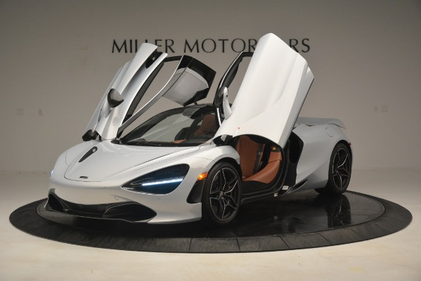 Used 2018 McLaren 720S Coupe for sale Sold at Bentley Greenwich in Greenwich CT 06830 14