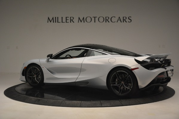 Used 2018 McLaren 720S Coupe for sale Sold at Bentley Greenwich in Greenwich CT 06830 4