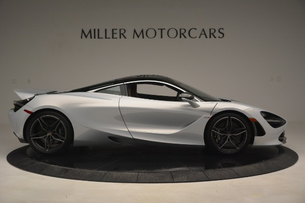 Used 2018 McLaren 720S Coupe for sale Sold at Bentley Greenwich in Greenwich CT 06830 9