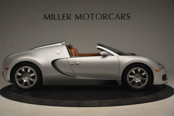 Used 2010 Bugatti Veyron 16.4 Grand Sport for sale Sold at Bentley Greenwich in Greenwich CT 06830 10