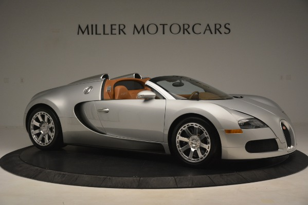 Used 2010 Bugatti Veyron 16.4 Grand Sport for sale Sold at Bentley Greenwich in Greenwich CT 06830 11
