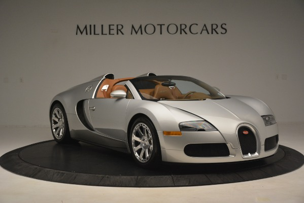 Used 2010 Bugatti Veyron 16.4 Grand Sport for sale Sold at Bentley Greenwich in Greenwich CT 06830 12