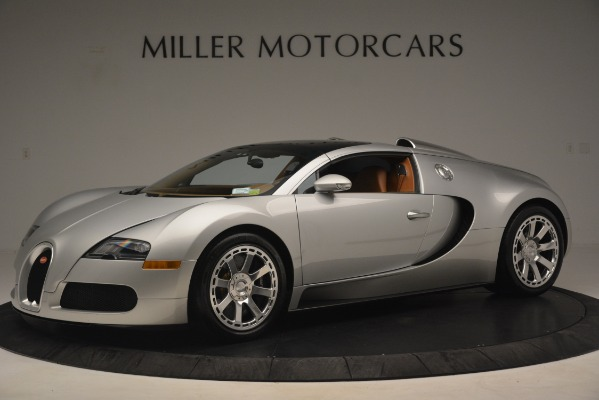 Used 2010 Bugatti Veyron 16.4 Grand Sport for sale Sold at Bentley Greenwich in Greenwich CT 06830 13