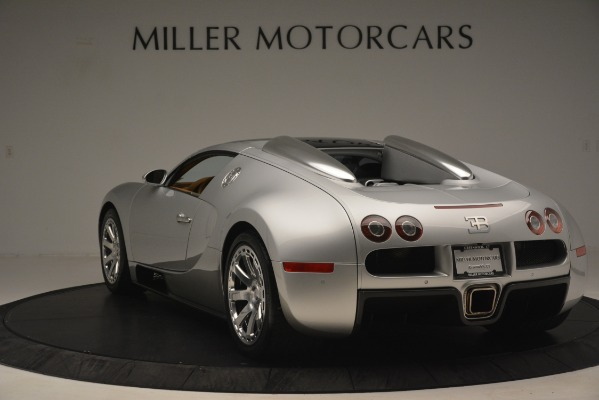 Used 2010 Bugatti Veyron 16.4 Grand Sport for sale Sold at Bentley Greenwich in Greenwich CT 06830 15