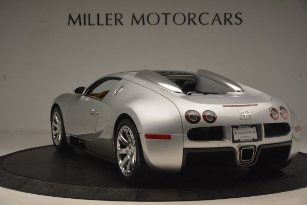 Used 2010 Bugatti Veyron 16.4 Grand Sport for sale Sold at Bentley Greenwich in Greenwich CT 06830 16