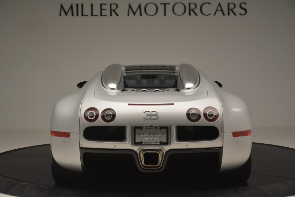 Used 2010 Bugatti Veyron 16.4 Grand Sport for sale Sold at Bentley Greenwich in Greenwich CT 06830 17