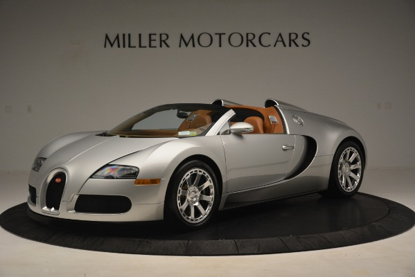 Used 2010 Bugatti Veyron 16.4 Grand Sport for sale Sold at Bentley Greenwich in Greenwich CT 06830 2