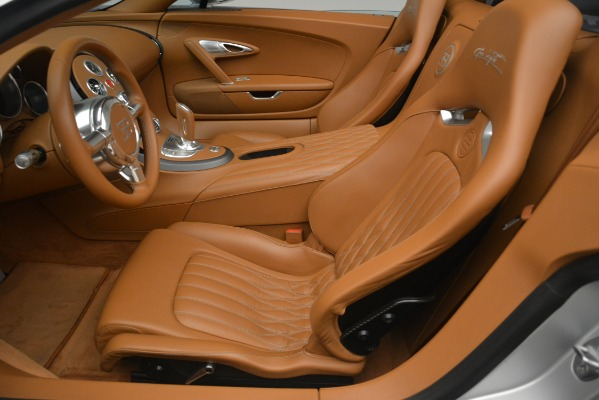 Used 2010 Bugatti Veyron 16.4 Grand Sport for sale Sold at Bentley Greenwich in Greenwich CT 06830 24