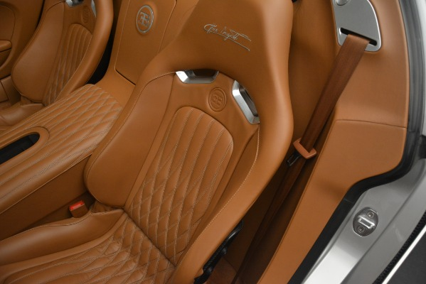 Used 2010 Bugatti Veyron 16.4 Grand Sport for sale Sold at Bentley Greenwich in Greenwich CT 06830 26