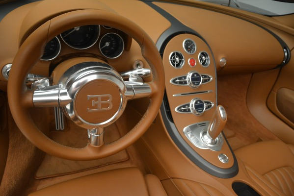 Used 2010 Bugatti Veyron 16.4 Grand Sport for sale Sold at Bentley Greenwich in Greenwich CT 06830 28