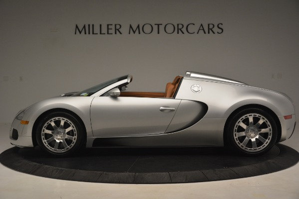 Used 2010 Bugatti Veyron 16.4 Grand Sport for sale Sold at Bentley Greenwich in Greenwich CT 06830 4