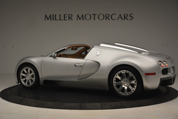 Used 2010 Bugatti Veyron 16.4 Grand Sport for sale Sold at Bentley Greenwich in Greenwich CT 06830 5