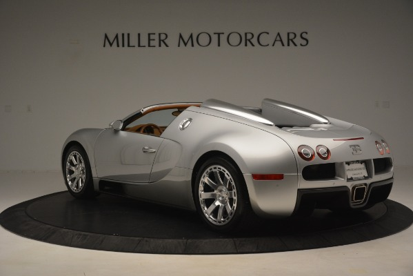 Used 2010 Bugatti Veyron 16.4 Grand Sport for sale Sold at Bentley Greenwich in Greenwich CT 06830 6