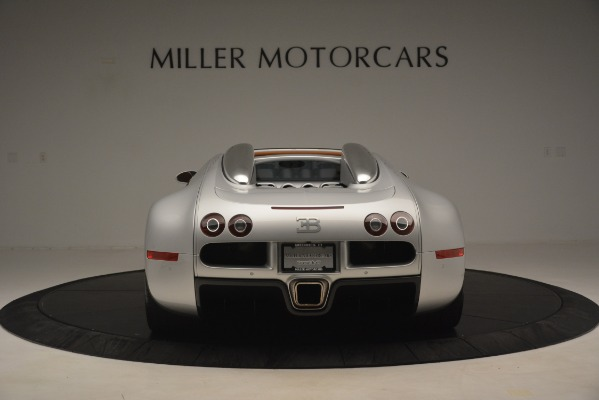 Used 2010 Bugatti Veyron 16.4 Grand Sport for sale Sold at Bentley Greenwich in Greenwich CT 06830 7