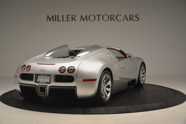 Used 2010 Bugatti Veyron 16.4 Grand Sport for sale Sold at Bentley Greenwich in Greenwich CT 06830 8